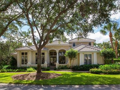 Bonita Springs FL Single Family Home For Sale: $1,595,000