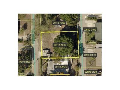 Bonita Springs Residential Lots & Land Pending With Contingencies: 27101 Morgan Rd