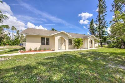 Fort Myers Multi Family Home For Sale: 7114 N Babcock Rd