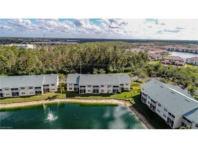 Naples Condo/Townhouse Pending With Contingencies: 4975 Sandra Bay Dr #203