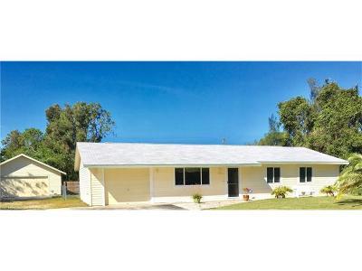 Punta Gorda Single Family Home For Sale: 12411 Himalaya Ave