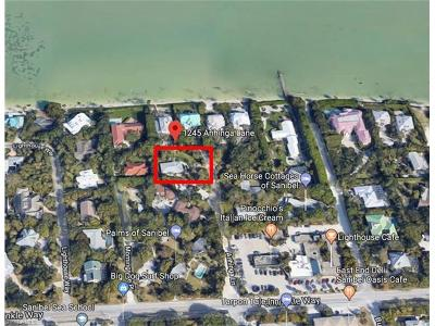 Sanibel Estates Single Family Home For Sale: 1245 Anhinga Ln