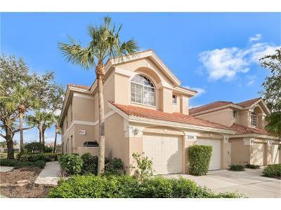 Bonita Springs Condo/Townhouse For Sale: 25276 Pelican Creek Cir #101
