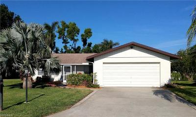 Fort Myers Single Family Home Pending With Contingencies: 9870 Owlclover St
