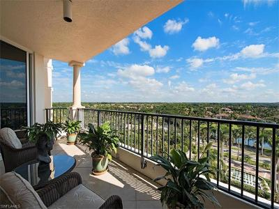 Estero Condo/Townhouse For Sale: 23850 Via Italia Cir #704