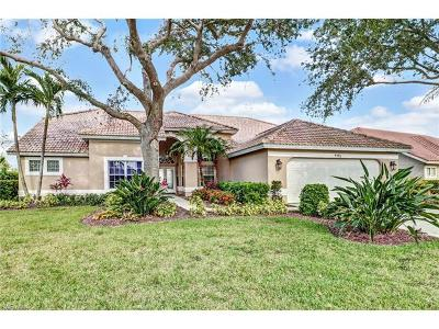 Naples Single Family Home Pending With Contingencies: 4331 Mourning Dove Dr