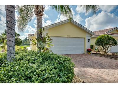 San Remo, Village Walk Of Bonita Springs Single Family Home Pending With Contingencies: 28115 Boccaccio Way