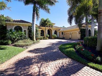 Estero Single Family Home For Sale: 22251 Wood Run Ct