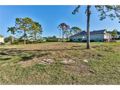 Bonita Springs Residential Lots & Land For Sale: 9840 White Sands Pl