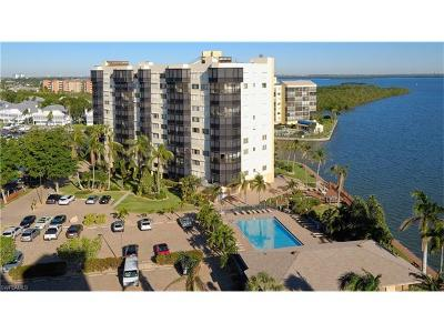 Fort Myers Beach Condo/Townhouse For Sale: 4263 Bay Beach Ln #1014