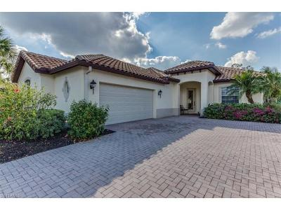 Estero Single Family Home For Sale: 12560 Wildcat Cove Cir