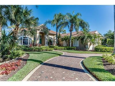 Bonita Springs Single Family Home For Sale: 3390 Oak Hammock Ct