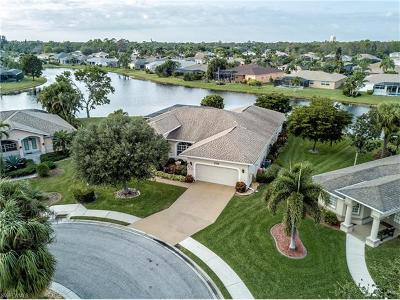 Estero Single Family Home For Sale: 4120 Dahoon Holly Ct