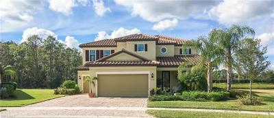 Fort Myers Single Family Home For Sale: 11820 Newcombe Trace