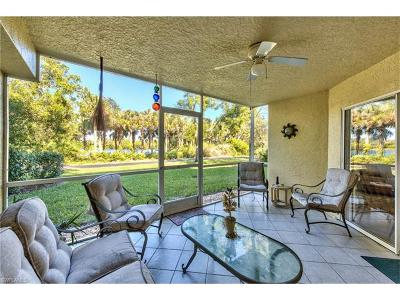 Naples Condo/Townhouse For Sale: 15515 Cedarwood Ln #103
