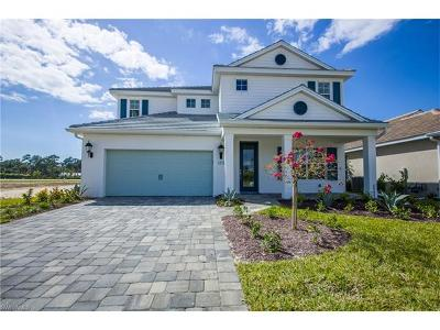 Fort Myers Single Family Home For Sale: 19790 Coconut Harbor Cir