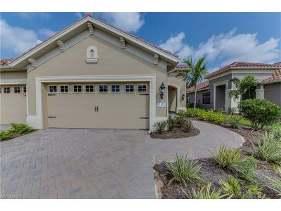 Fort Myers Single Family Home For Sale: 4526 Mystic Blue Way