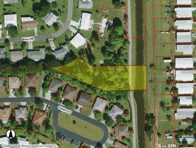 Naples Residential Lots & Land For Sale: 5026 Catalina Ct