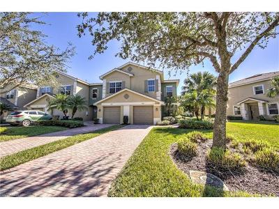 Fort Myers Condo/Townhouse Pending With Contingencies: 3141 Cottonwood Bend #1406