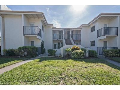 Fort Myers Condo/Townhouse For Sale: 7400 College Pky #1A