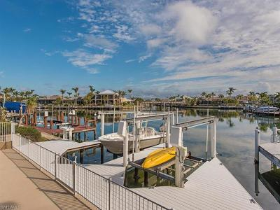 Marco Island Single Family Home Pending With Contingencies: 601 Blackmore Ct
