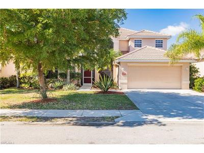 Fort Myers Single Family Home For Sale: 9694 Blue Stone Cir