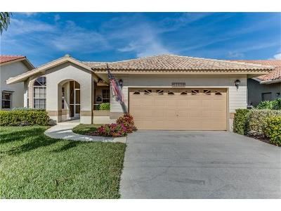 Fort Myers Single Family Home For Sale: 12446 Kelly Sands Way