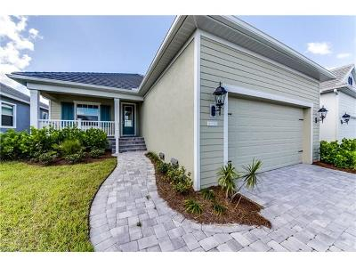 Fort Myers Single Family Home For Sale: 17768 Vaca Ct