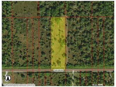 Naples Residential Lots & Land For Sale: 2463 72nd Ave NE