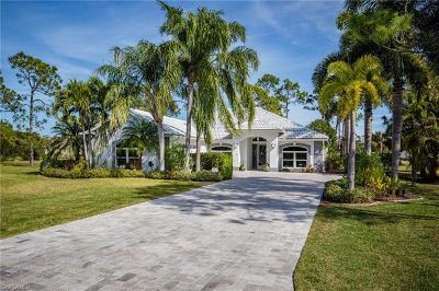 Punta Gorda Single Family Home For Sale: 3040 Big Bend Cir
