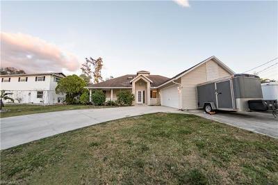 Bonita Springs Single Family Home For Sale: 27141 Sun Aqua Ln