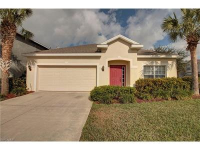 Fort Myers Single Family Home Pending With Contingencies: 9299 Gladiolus Preserve Cir