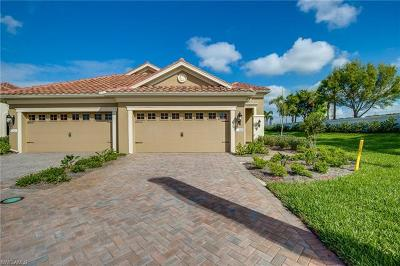 Fort Myers Single Family Home For Sale: 4550 Mystic Blue Way