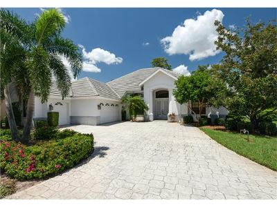 Bonita Springs Single Family Home For Sale: 12861 Silverthorn Ct