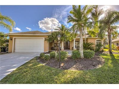 Fort Myers Single Family Home Pending With Contingencies: 1554 Bamboo Cir