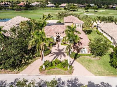 Estero Single Family Home For Sale: 9570 Lakebend Preserve Ct
