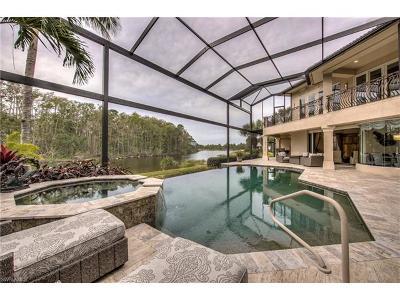 Estero Single Family Home For Sale: 10039 Magnolia Bend