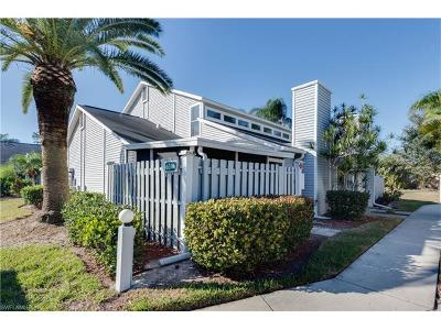 Fort Myers Condo/Townhouse For Sale: 6244 Timberwood Cir #108