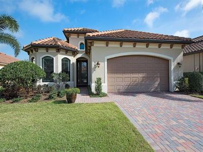 Bonita Isles Single Family Home For Sale: 9014 Isla Bella Cir