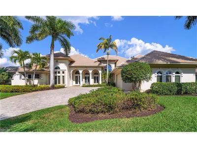 Estero Single Family Home For Sale: 10104 Orchid Ridge Ln