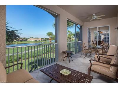 Estero Condo/Townhouse For Sale: 10312 Autumn Breeze Dr #202