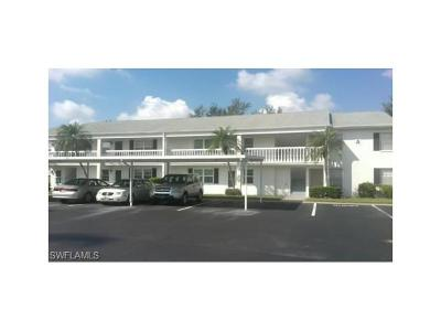 Fort Myers Condo/Townhouse For Sale: 1830 Brantley Rd #A6