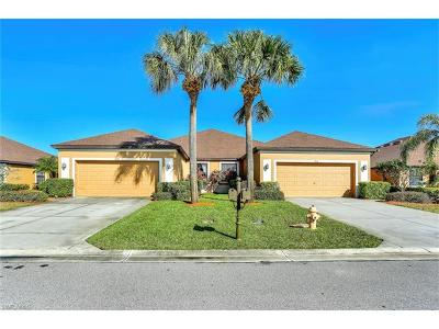 Estero FL Single Family Home Pending With Contingencies: $255,500