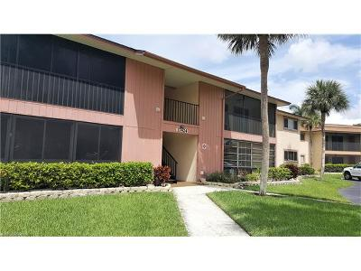 Fort Myers Condo/Townhouse For Sale: 17424 Birchwood Ln #7