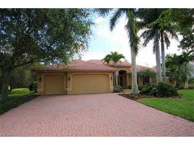 Estero Single Family Home For Sale: 20233 Wildcat Run Dr