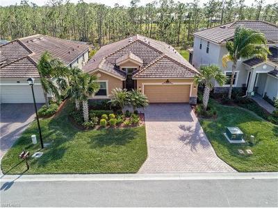 Estero Single Family Home For Sale: 13557 Messino Ct