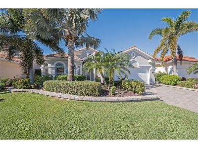 Estero Single Family Home For Sale: 19859 Maddelena Cir