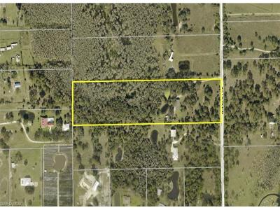 Fort Myers Residential Lots & Land For Sale: 18200 Wildcat Dr