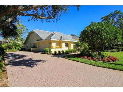 Bonita Springs Single Family Home For Sale: 3510 Cassia Ct