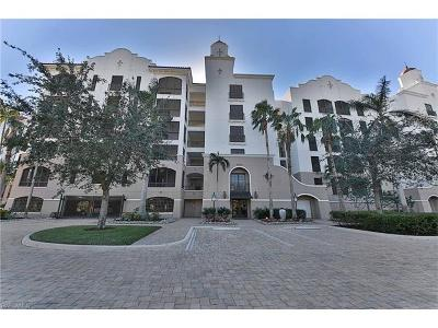 Miromar Lakes Condo/Townhouse For Sale: 10723 Mirasol Dr #607
